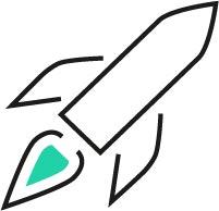 RINGANA Raketen Icon