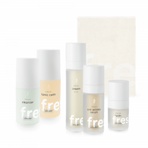 FRESH skin care set nourishing