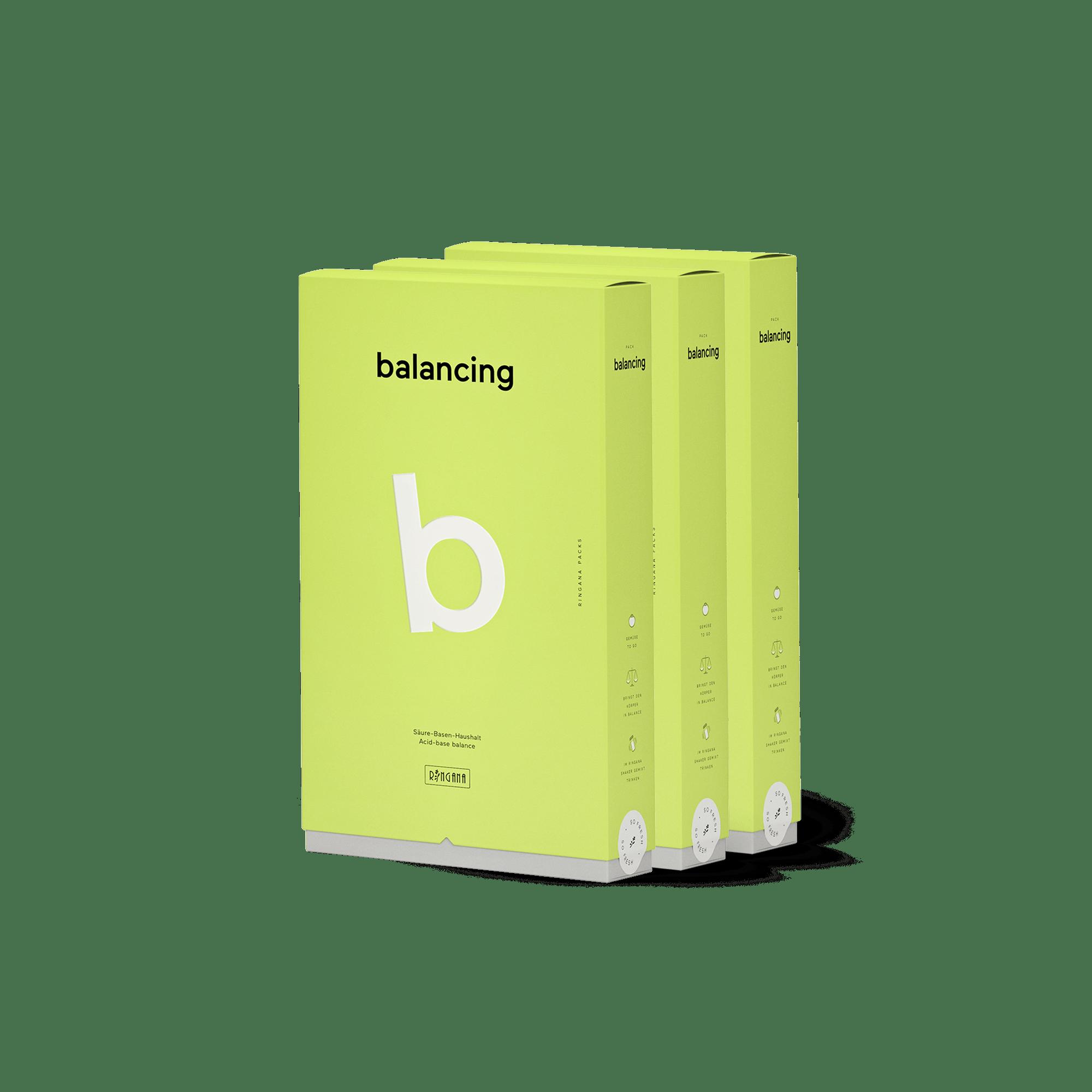 RINGANA PACK balancing