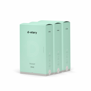 PACK d-etary 3er-Set